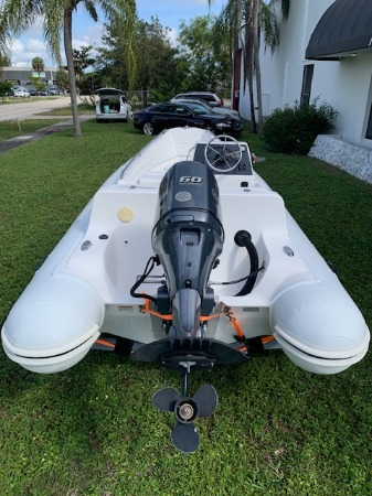 Used 2013 AB INFLATABLE NAUTILUS 15 DXL INFLATABLE | Miami, FL n6