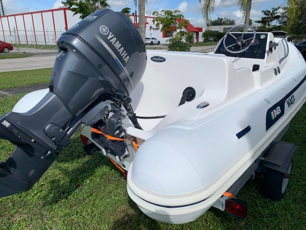 Used 2013 AB INFLATABLE NAUTILUS 15 DXL INFLATABLE | Miami, FL n7