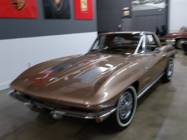 Used 1963 Chevrolet Corvette Fuel Injected | Miami, FL n12