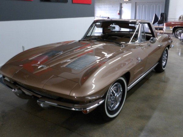 Used 1963 Chevrolet Corvette Fuel Injected | Miami, FL n29