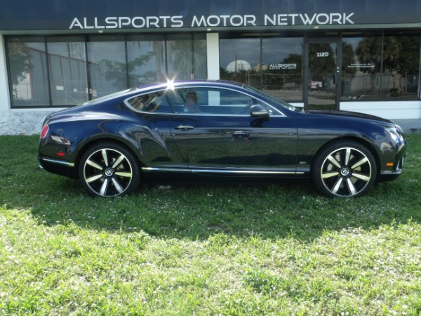 Used 2013 Bentley Continental GT Le Mans Edition   Miami, FL n2