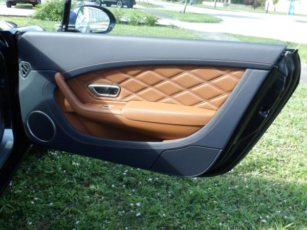 Used 2013 Bentley Continental GT Le Mans Edition   Miami, FL n25