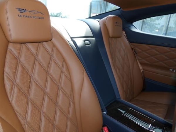 Used 2013 Bentley Continental GT Le Mans Edition   Miami, FL n31