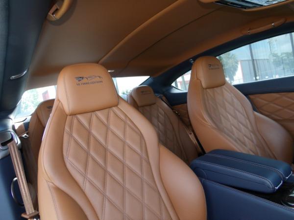 Used 2013 Bentley Continental GT Le Mans Edition   Miami, FL n32