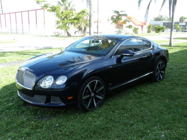 Used 2013 Bentley Continental GT Le Mans Edition   Miami, FL n5