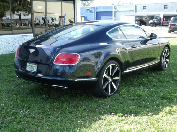 Used 2013 Bentley Continental GT Le Mans Edition   Miami, FL n8