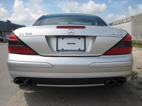 Used 2004 Merc-Benz SL 55 Rdstr AMG | Miami, FL n16