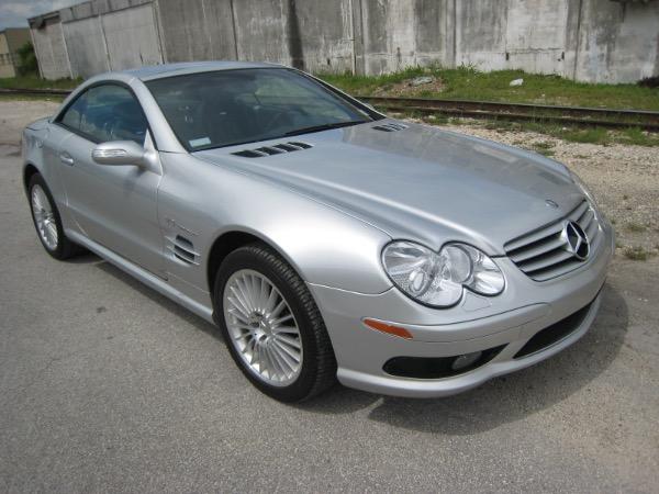 Used 2004 Merc-Benz SL 55 Rdstr AMG | Miami, FL n2