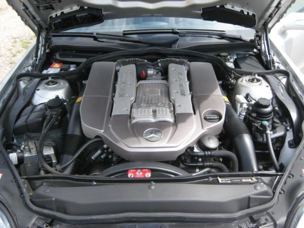Used 2004 Merc-Benz SL 55 Rdstr AMG | Miami, FL n20