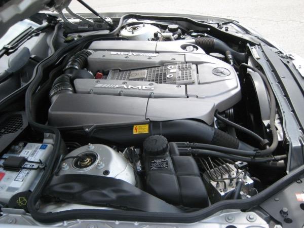 Used 2004 Merc-Benz SL 55 Rdstr AMG | Miami, FL n23