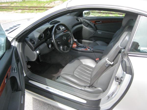 Used 2004 Merc-Benz SL 55 Rdstr AMG | Miami, FL n29