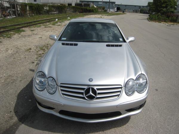 Used 2004 Merc-Benz SL 55 Rdstr AMG | Miami, FL n3