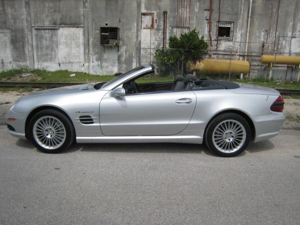 Used 2004 Merc-Benz SL 55 Rdstr AMG | Miami, FL n43