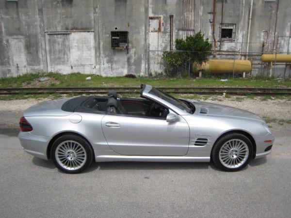 Used 2004 Merc-Benz SL 55 Rdstr AMG | Miami, FL n45