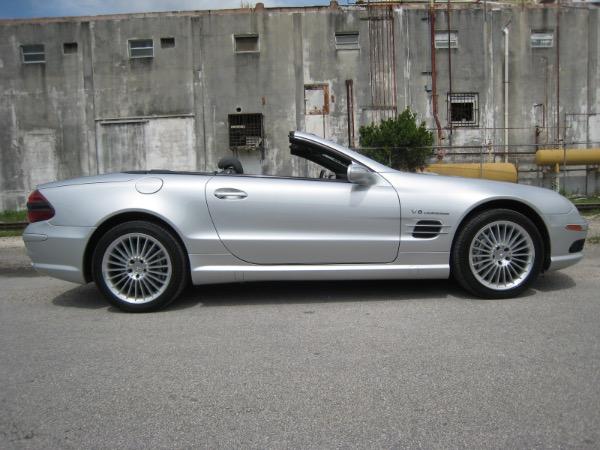 Used 2004 Merc-Benz SL 55 Rdstr AMG | Miami, FL n46