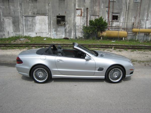Used 2004 Merc-Benz SL 55 Rdstr AMG | Miami, FL n48