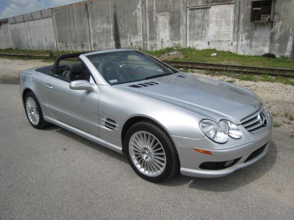 Used 2004 Merc-Benz SL 55 Rdstr AMG | Miami, FL n49