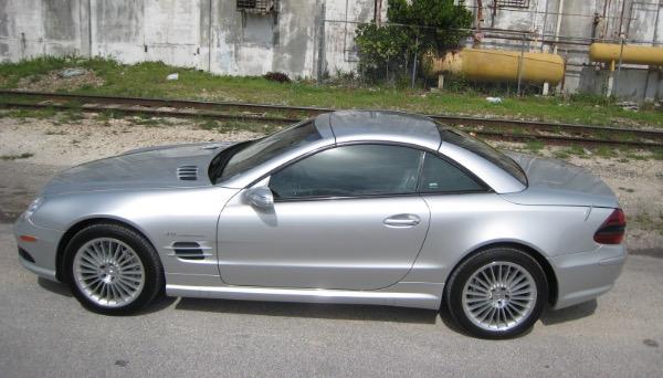 Used 2004 Merc-Benz SL 55 Rdstr AMG | Miami, FL n5