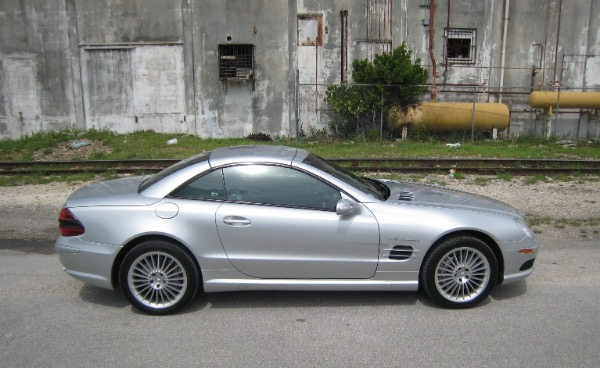 Used 2004 Merc-Benz SL 55 Rdstr AMG | Miami, FL n50
