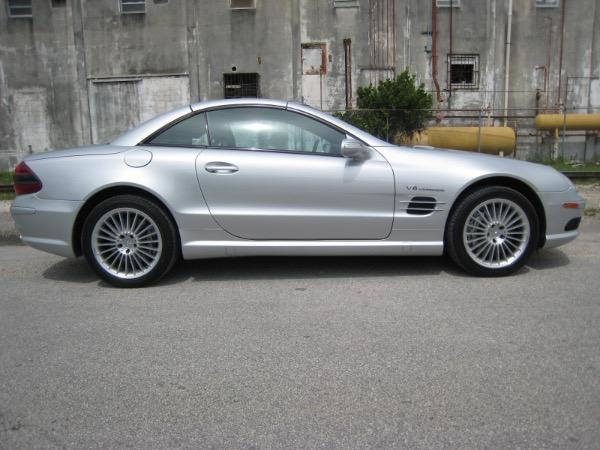 Used 2004 Merc-Benz SL 55 Rdstr AMG | Miami, FL n51