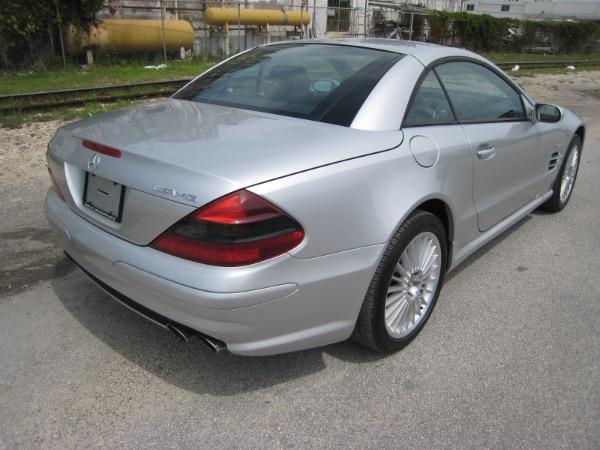 Used 2004 Merc-Benz SL 55 Rdstr AMG | Miami, FL n54