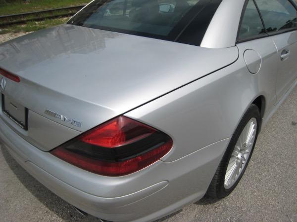 Used 2004 Merc-Benz SL 55 Rdstr AMG | Miami, FL n55