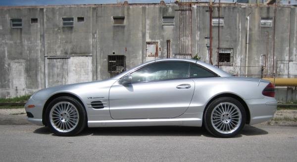 Used 2004 Merc-Benz SL 55 Rdstr AMG | Miami, FL n6