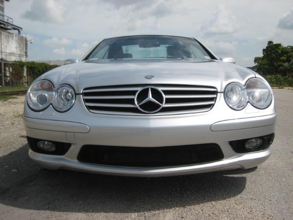 Used 2004 Merc-Benz SL 55 Rdstr AMG | Miami, FL n7