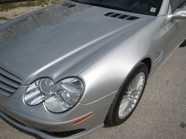 Used 2004 Merc-Benz SL 55 Rdstr AMG | Miami, FL n8