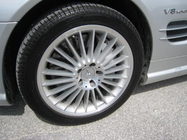 Used 2004 Merc-Benz SL 55 Rdstr AMG | Miami, FL n9