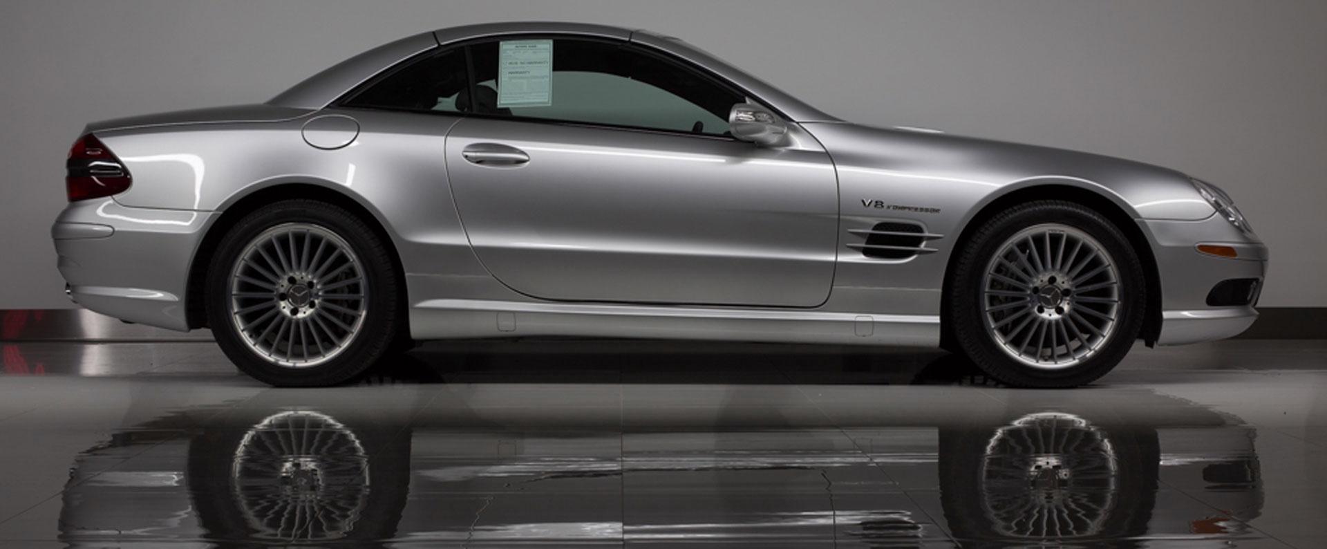 Used 2004 Merc-Benz SL 55 Rdstr AMG | Miami, FL