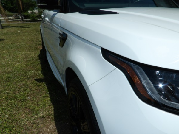Used 2018 Land Rover Range Rover Sport V8 Supercharged Dynamic | Miami, FL n33