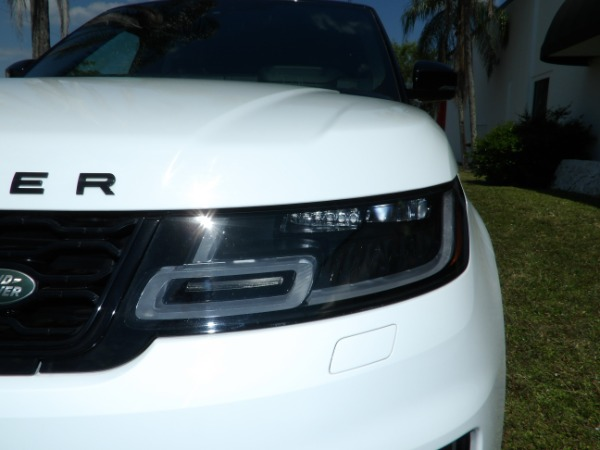 Used 2018 Land Rover Range Rover Sport V8 Supercharged Dynamic | Miami, FL n40