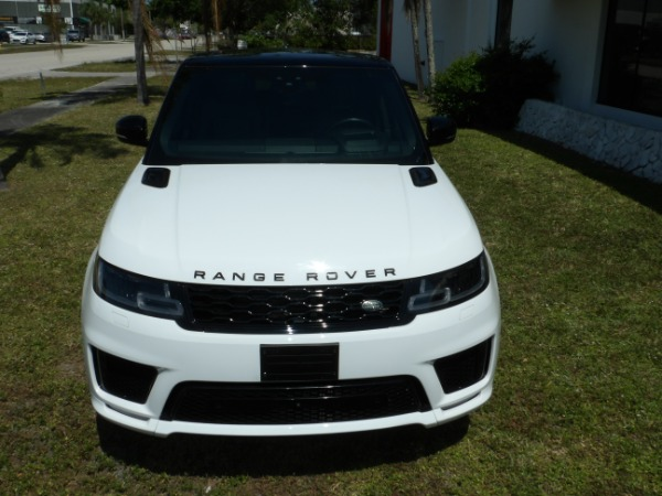 Used 2018 Land Rover Range Rover Sport V8 Supercharged Dynamic | Miami, FL n6
