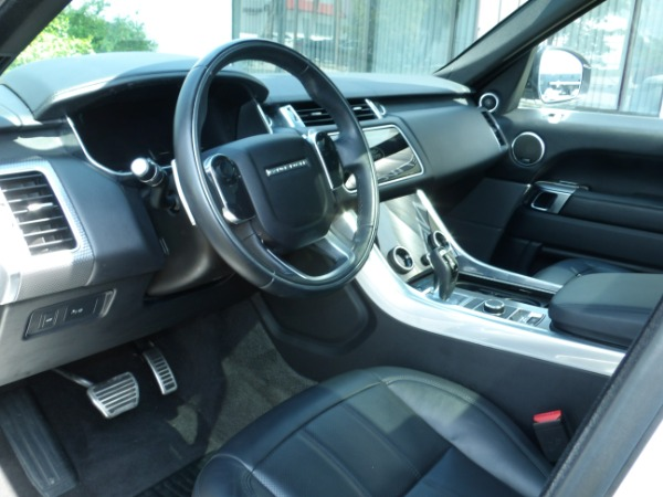 Used 2018 Land Rover Range Rover Sport V8 Supercharged Dynamic | Miami, FL n62
