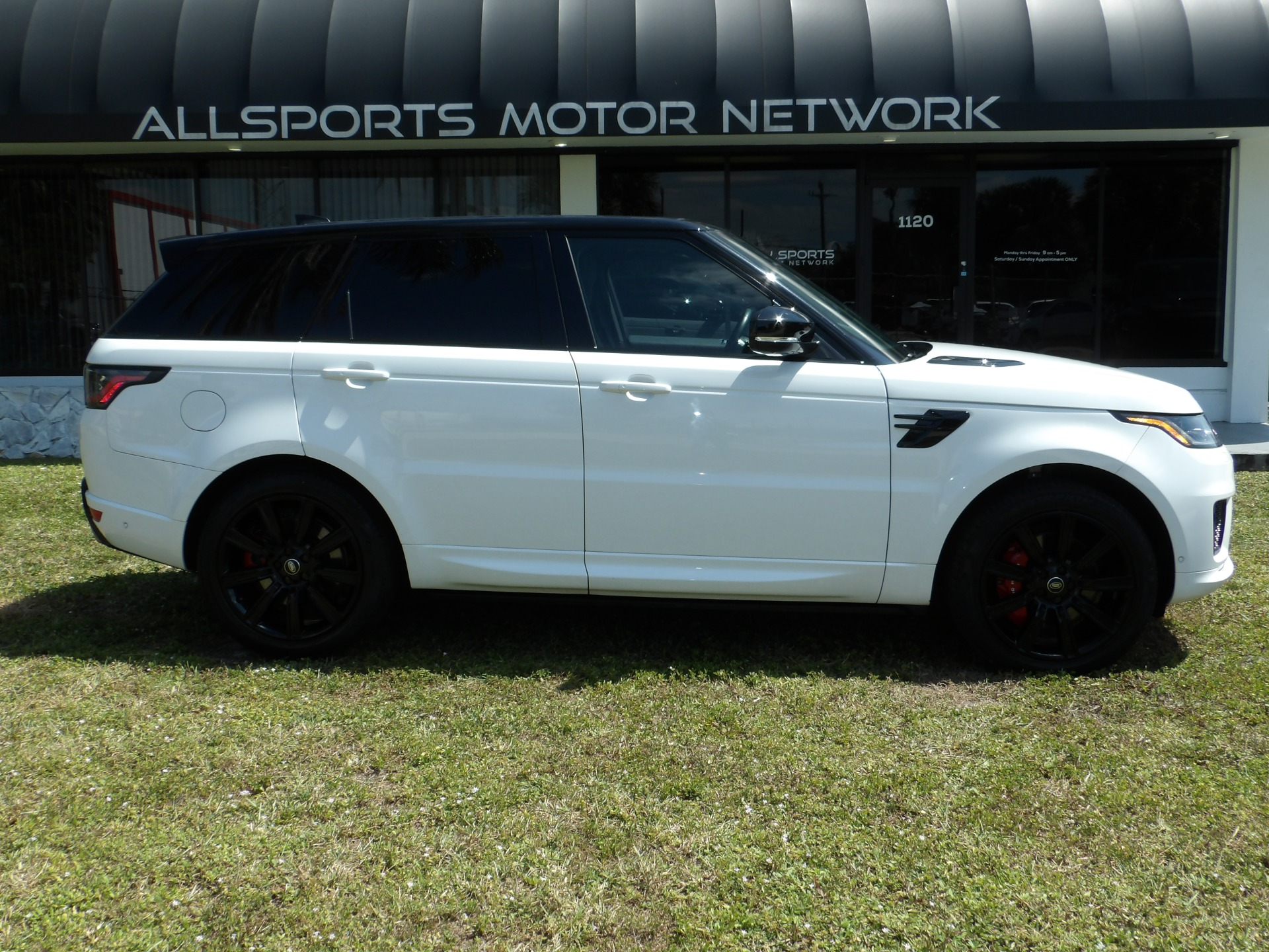Used 2018 Land Rover Range Rover Sport V8 Supercharged Dynamic | Miami, FL