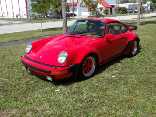 Used 1979 Porsche 930 Turbo Coupe  | Miami, FL n10