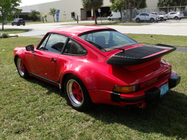 Used 1979 Porsche 930 Turbo Coupe  | Miami, FL n11