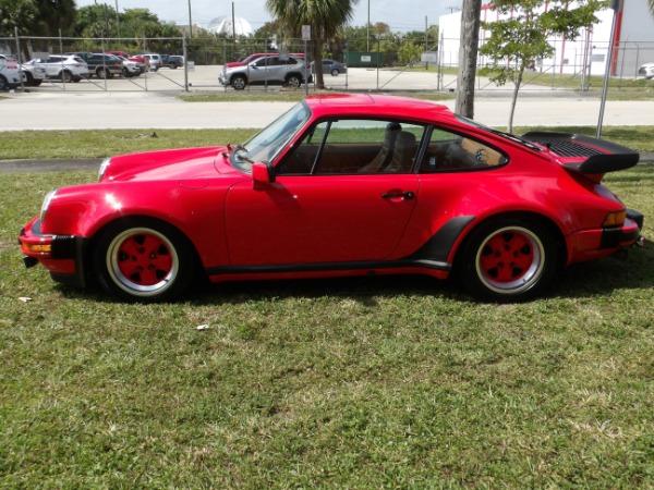 Used 1979 Porsche 930 Turbo Coupe    Miami, FL n18