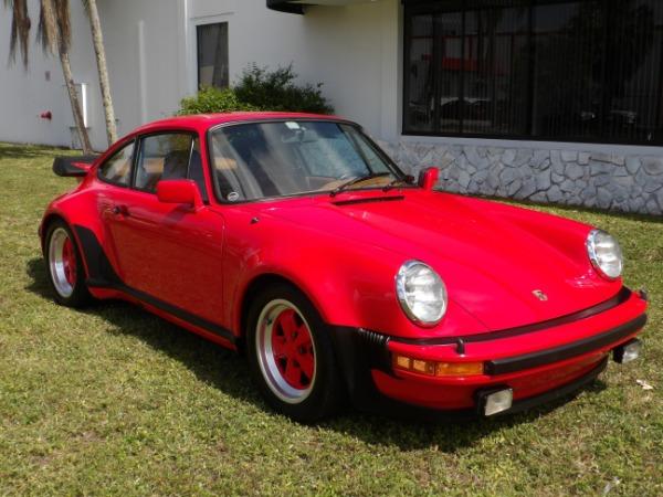 Used 1979 Porsche 930 Turbo Coupe    Miami, FL n2