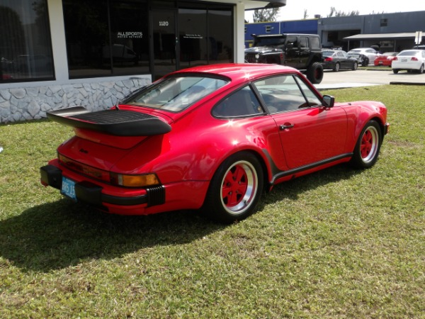 Used 1979 Porsche 930 Turbo Coupe  | Miami, FL n21