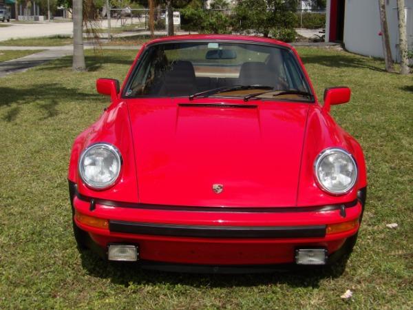 Used 1979 Porsche 930 Turbo Coupe    Miami, FL n3