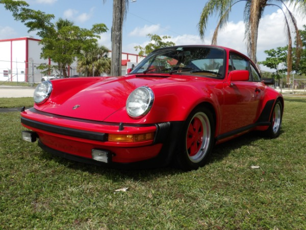 Used 1979 Porsche 930 Turbo Coupe  | Miami, FL n4