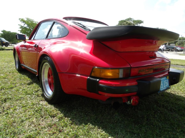 Used 1979 Porsche 930 Turbo Coupe  | Miami, FL n5