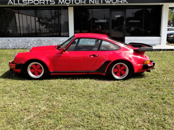 Used 1979 Porsche 930 Turbo Coupe  | Miami, FL n52