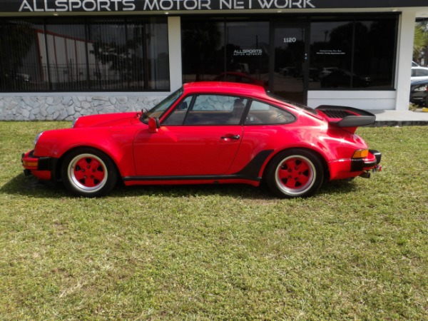 Used 1979 Porsche 930 Turbo Coupe  | Miami, FL n53