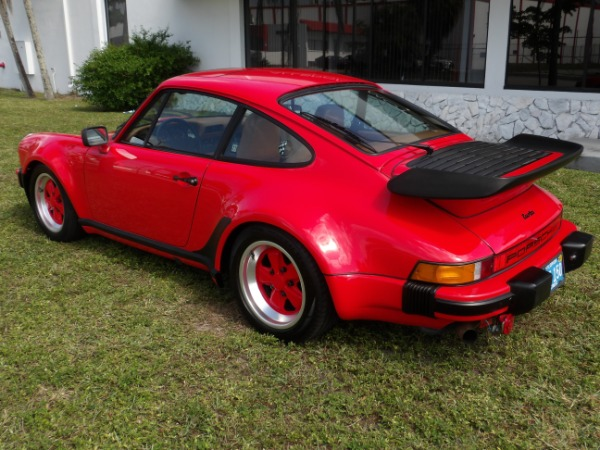 Used 1979 Porsche 930 Turbo Coupe  | Miami, FL n54