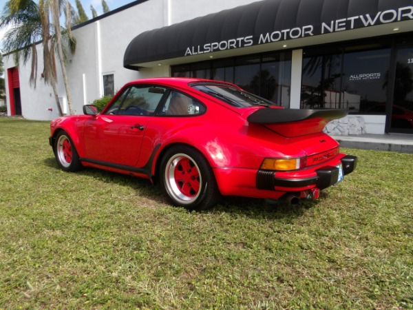 Used 1979 Porsche 930 Turbo Coupe  | Miami, FL n55