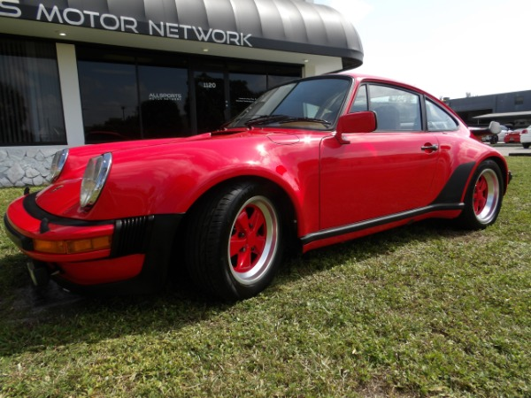 Used 1979 Porsche 930 Turbo Coupe  | Miami, FL n56