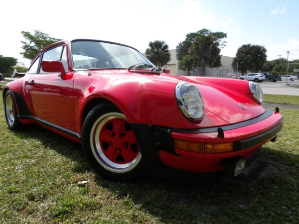 Used 1979 Porsche 930 Turbo Coupe  | Miami, FL n57